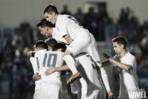 El Real Madrid Castilla, líder de los filiales del Grupo II