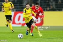 Borussia Dortmund duo Castro and Larsen sign contract extensions