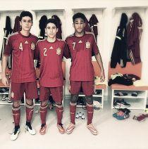 España Sub-16 vuelve de Turquía con una victoria y un empate