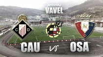 Previa Caudal Deportivo - Osasuna B: alto voltaje