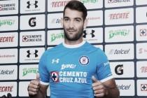 Cruz Azul presentó oficialmente a Martín Cauteruccio