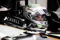 Sahara Force India brinda por su nuevo patrocinador
