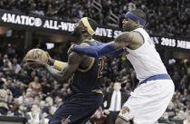 Llegan las sorpresas a la NBA