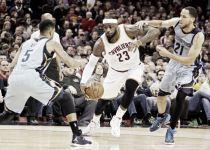 Resumen NBA: Los Cavs pueden con Memphis; Kings y Sixers vuelven a ganar