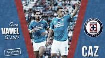 Guía VAVEL Clausura 2017: Cruz Azul