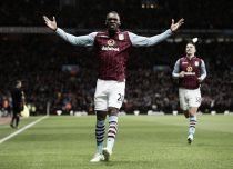 Villa insist Benteke is going nowhere