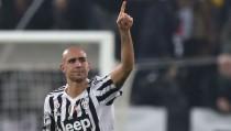La risolve Zaza: la Juve batte 1-0 il Napoli e balza in testa alla classifica