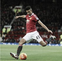 Cameron Borthwick-Jackson is providing a bright spot in a bleak future for Manchester United