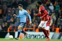 Galatasaray y Lazio lo dejan todo para la vuelta