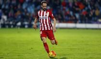 """Juanfran: """"El compromiso de todo el equipo es para estar orgullosos de este Atlético"""""""
