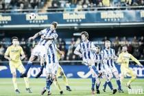 Villarreal - Real Sociedad: puntuaciones de la Real, vuelta de los octavos de Copa