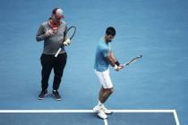 Djokovic rompe su relación técnica con Boris Becker