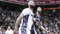 NBA, DeMarcus Cousins ai New Orleans Pelicans
