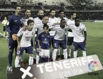 CD Tenerife - RCD Mallorca: puntuaciones del Tenerife, jornada 6 de Segunda División