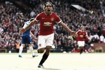 Falcao thanks Manchester United fans for support