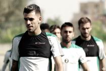 Piccini y Sanabria, ausencias en el entrenamiento de hoy