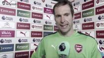 """Cech: """"Podríamos haber mantenido la calma en el último tercio"""""""