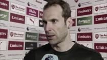 """Cech: """"Tenemos que conseguir una buena racha de victorias"""""""