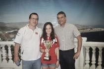 """Cecilia Guillo: """"Ser campeona de España en dos categorías diferentes es una satisfacción por el trabajo bien hecho"""""""