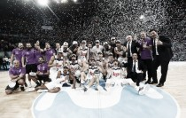 El Real Madrid se proclama campeón de la Copa del Rey de baloncesto 2017