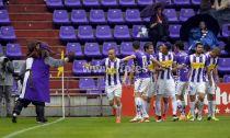 Real Valladolid - CD Leganés: puntuaciones del Real Valladolid, jornada 36