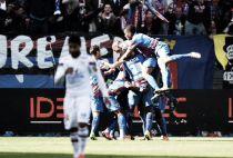 Il Caen fa un gran regalo al PSG: battuto 3-0 il Lione
