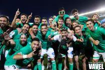Fotos e imágenes de la celebración del ascenso del Betis a Primera División