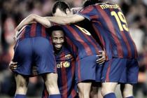 Los grandes resultados del Barça frente a recién ascendidos en la temporada 2009/10
