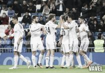 Invictos en el Bernabéu frente al Málaga