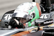 Celis Jr. rueda 202 vueltas en Barcelona