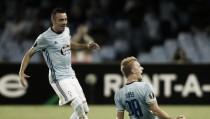 El Celta consigue su primera victoria en la Europa League desde el banquillo