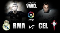 Previa Real Madrid - Celta: fútbol total