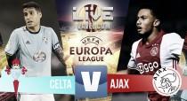 Un Celta dominador logra un empate ante un Ajax contundente