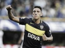 """Centurión: """"Deseo salir campeón con Boca"""""""