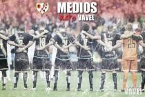 Rayo Vallecano 2015/16: centrocampistas