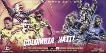 Colombia vs Haití: juego para medir el aceite