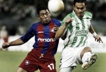 Atlético Nacional vs Cerro Porteño: Episodio V por torneos CONMEBOL