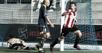 Diego Cervero, el gol de Las Gaunas