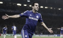 Cesc Fabregas admits Champions League absence will be hard