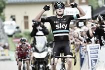 Giro del Delfinato, a Vaujany tappa e maglia a Froome