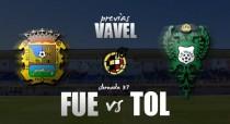 CF Fuenlabrada - CD Toledo: el Fernando Torres hará de juez