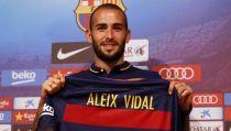 Calciomercato: colpo Barcellona, arriva Aleix Vidal dal Siviglia