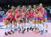 Volley femminile - Sarà Conegliano - Piacenza ad assegnare lo scudetto 2015/2016
