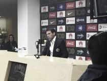 """Rafael García: """"Del fuera de lugar no se ha hablado"""""""