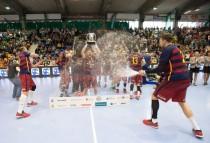 Barcelona Lassa, Campeón de la Copa del Rey 2016