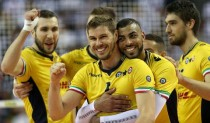 Volley maschile - Dopo 14 anni di attesa la Dhl Modena conquista il suo dodicesimo scudetto