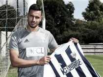 West Brom sign Tottenham midfielder Nacer Chadli