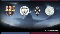 City, Celtic yMönchengladbach, rivales del Barcelona en la Champions
