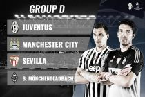 Champions League Draw: How did the Serie A sides fare?