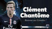 Clément Chantôme, nuevo jugador del Girondins de Bordeaux